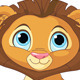 Cartoon Lion  - GraphicRiver Item for Sale