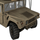 Military Hummer - 3DOcean Item for Sale