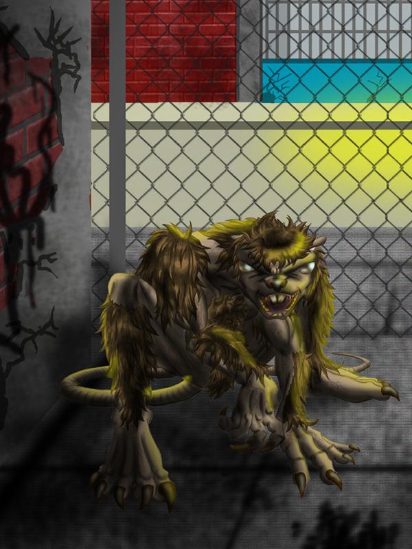 3DOcean Rats-man 666197