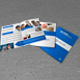 Corporate Bi-Fold Brochure Template-8 - GraphicRiver Item for Sale