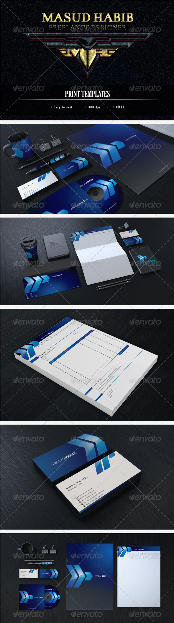 GraphicRiver Creative Corporate Identity 11 6386186