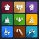 Party and Celebration Icons Set 30 - GraphicRiver Item for Sale