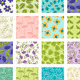 Set of 36 Seamless Floral Patterns - GraphicRiver Item for Sale