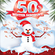 Winter Discount Flyer - GraphicRiver Item for Sale