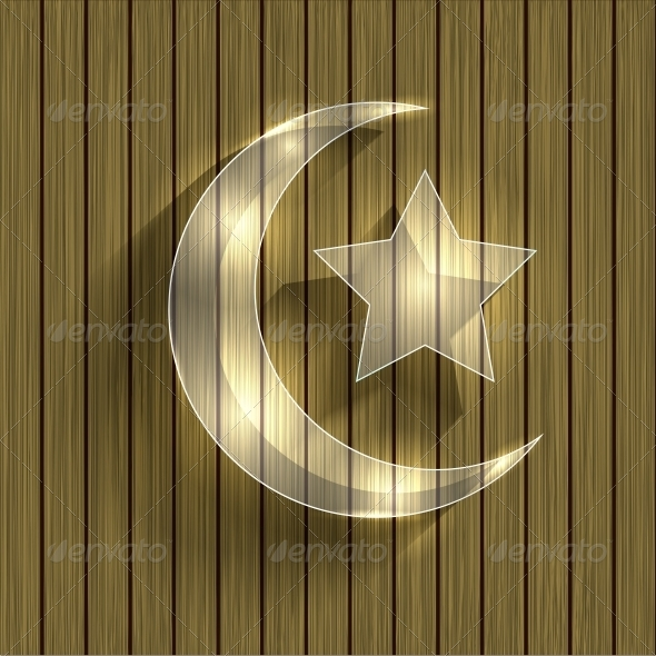 GraphicRiver Vector Ramadan Background 6386863