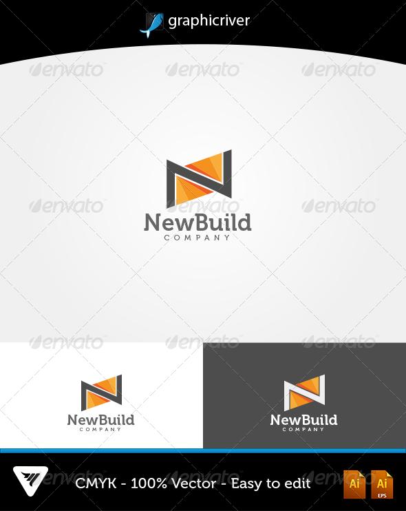 GraphicRiver Newbuild Logo 6387461