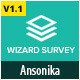 ANNOVA - Survey wizard - ThemeForest Item for Sale