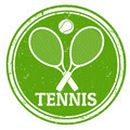 Tennis stamp - PhotoDune Item for Sale