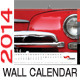 Corporate Wall Calendar 2014 - Landscape - GraphicRiver Item for Sale