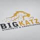 BigKatz- Gym and Crossfit logo - GraphicRiver Item for Sale