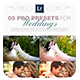 05 Pro Presets for Weddings - GraphicRiver Item for Sale