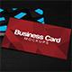 10 Business Card Mockups - GraphicRiver Item for Sale