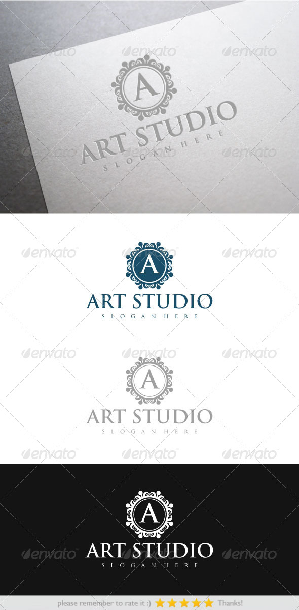 GraphicRiver Art Studio 6393799