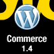 Commerce - Versatile & Responsive WordPress Theme - ThemeForest Item for Sale