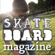 Skateboard Magazine Template - GraphicRiver Item for Sale