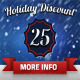 Xmas Nite Web Banner Ads - GraphicRiver Item for Sale