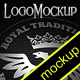 4 Photorealistic Logo Mock-Ups v.1 - GraphicRiver Item for Sale