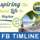 Travel Zone Facebook Timeline Covers Pack v1 - GraphicRiver Item for Sale