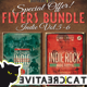 Indie Flyer/Poster Bundle Vol. 5-6 - GraphicRiver Item for Sale