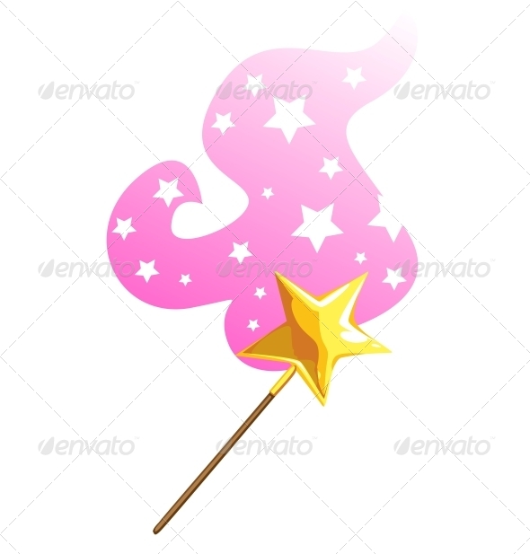 GraphicRiver Magic Wand 6405114