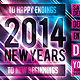 New Years Party Flyer - GraphicRiver Item for Sale