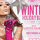 Winter Holiday Bash Flyer - GraphicRiver Item for Sale