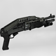Tactical Shotgun - 3DOcean Item for Sale