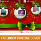 Christmas Facebook TimeLine Cover - GraphicRiver Item for Sale