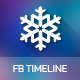 Facebook Christmas 2014 Timeline Cover - GraphicRiver Item for Sale