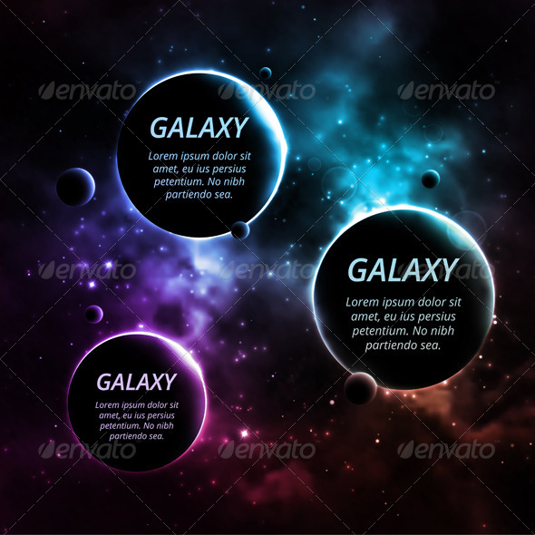 GraphicRiver Three Planets 6408204