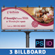 Spa & Beauty Saloon Billboard | Volume 11 - GraphicRiver Item for Sale