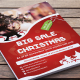 Flyer Big Sale Christmas - GraphicRiver Item for Sale