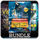 Vibes Night - Flyers Bundle - GraphicRiver Item for Sale