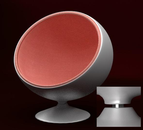 3DOcean Ball Chair 6414232