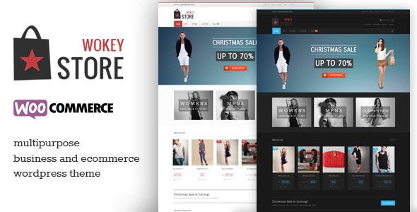 01 preview.  large preview WokeyStore   Multipurpose Business Ecommerce WP (WooCommerce)