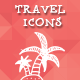 Hand Drawn Travel Icons - GraphicRiver Item for Sale