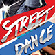Happy Holiday Street Dance Championship - GraphicRiver Item for Sale