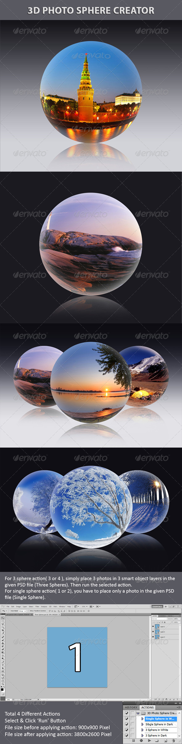 GraphicRiver 3D Photo Sphere Creator 6417818