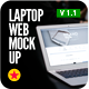 Laptop | Web App Mock-Up - GraphicRiver Item for Sale