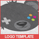 Gaming Bear - GraphicRiver Item for Sale
