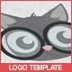 Geeky Kitty - GraphicRiver Item for Sale