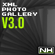 XML DIGITAL PHOTO GALLERY V3.0 - ActiveDen Item for Sale