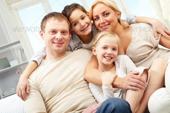 фото семейное хоум