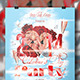 Valentine's Day Party - GraphicRiver Item for Sale