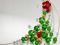 Christmas tree from color beads - PhotoDune Item for Sale