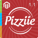 Pizziie - Responsive Multipurpose Magento Theme - ThemeForest Item for Sale