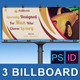 Automobile Business Billboard | Volume 3 - GraphicRiver Item for Sale