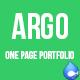 阿尔戈 - 现代OnePage的Metro UI Drupal的主题 - Drupal的CMS主题