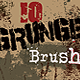 Grunge Rough Brushes - Artistic Texture - GraphicRiver Item for Sale