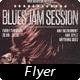 Alternative / Grunge / Blues Jam Session Flyer - GraphicRiver Item for Sale